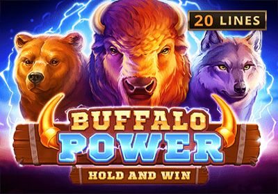 Buffalo Power: Hold and Win