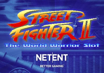 Street Fighter II: The World Warrior Slot
