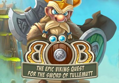 Böb: The Epic Viking Quest for the Sword of Tullemutt
