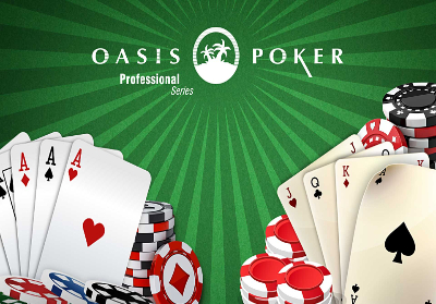 Oasis Poker Professional Series Low Limit