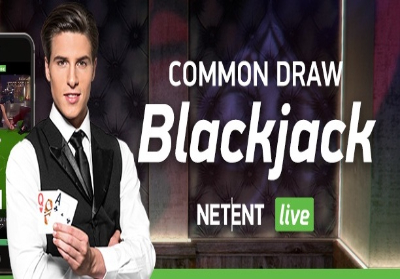 Blackjack Common Draw Live